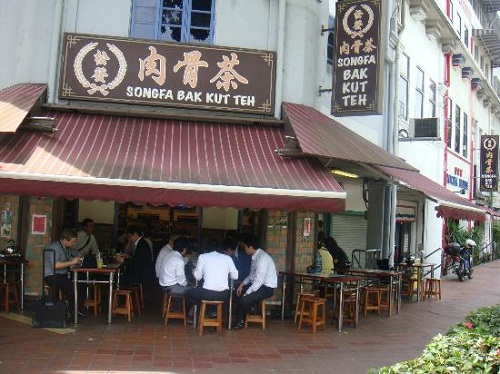 Du lịch singapore thưởng thức món Bak kut Teh Singapore