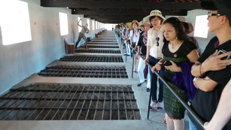 Nhà tù Phú Quốc- điểm du lịch thu hút du khách trong và ngoài nước